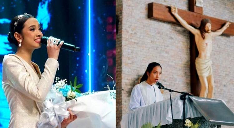 Lyodra Ginting, Pemazmur Gereja Juara Indonesian Idol