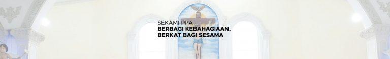 Berbagi Kebahagiaan, Berkat Bagi Sesama - Gereja SPMYTTN ...